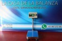 Balanza Digital de Plataforma e-Accura SB51 500 Kg