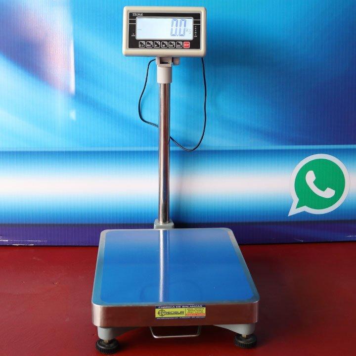 Balanza Digital de Plataforma T-Scale de 600 KG