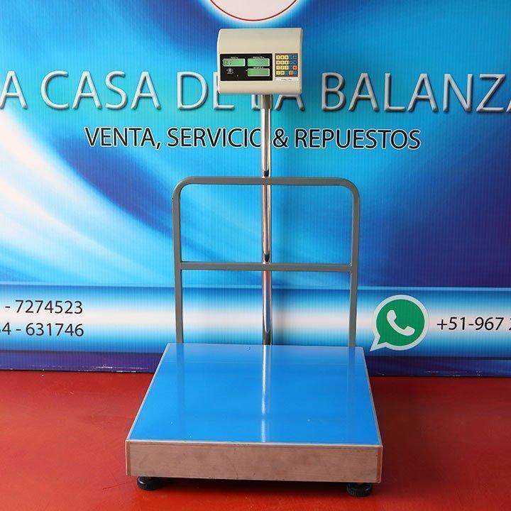 Balanza Digital de Plataforma Excell lab de 600 kg