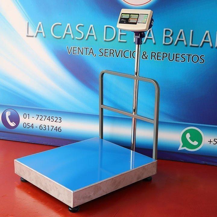 Balanza Digital de Plataforma e-Accura SB51 de 600 KG