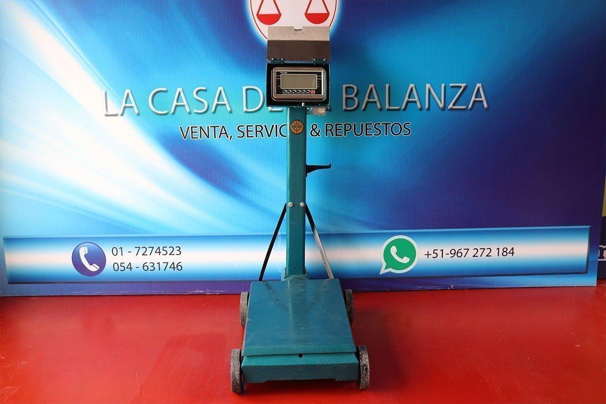 Balanza Electromecánica T-Scale de 500 kg