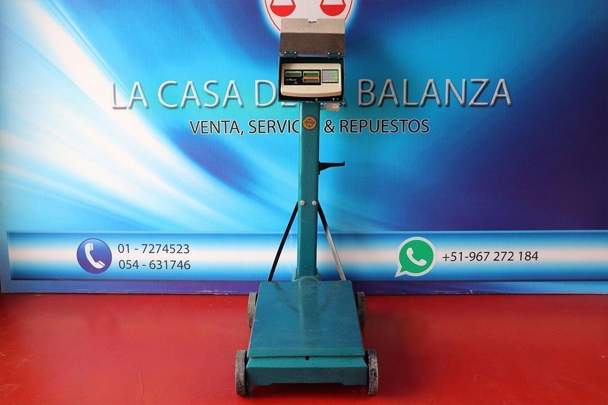 Balanza Electromecánica e-Accura Sb51 de 500 kg
