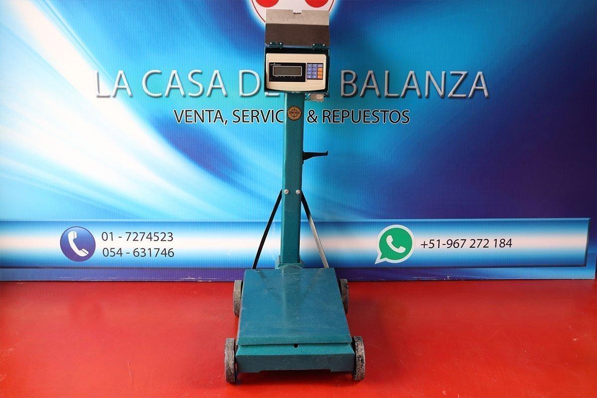 Balanza Electromecánica e-Accura Sb53 de 500 kg