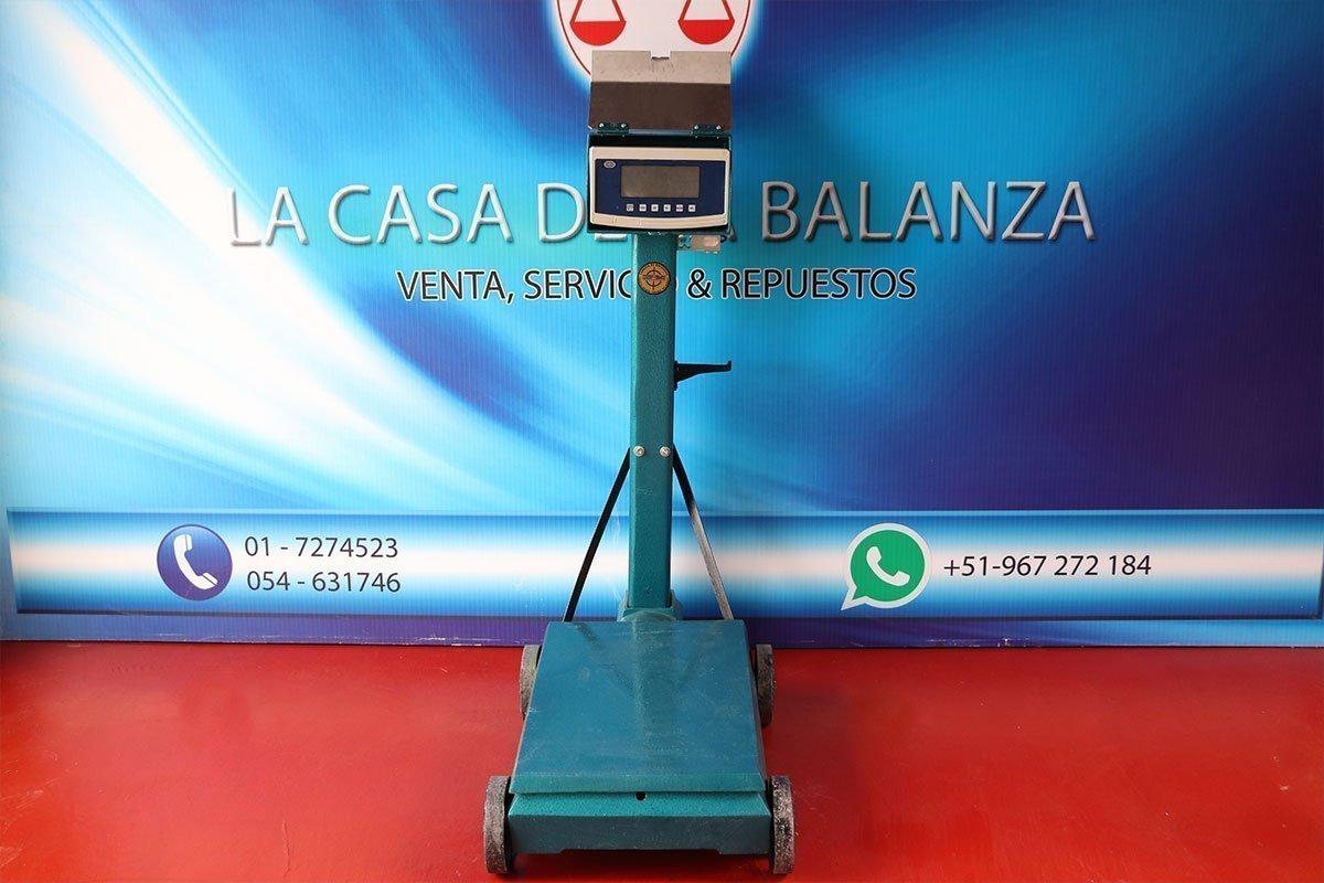 Balanza Electromecánica Saguita de 500 kg